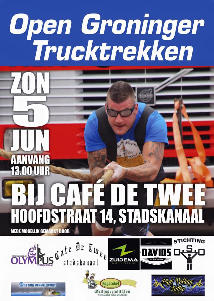 Open Groninger Trucktrekken