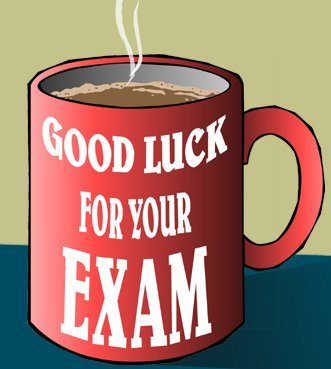 Here are some tips and tricks for the actual exam itself