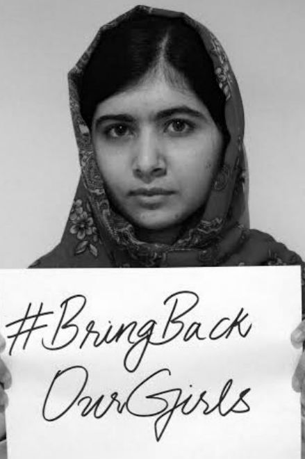 Malala - Bring Back Our Girls