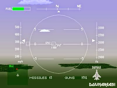 Air Combat PSX Game