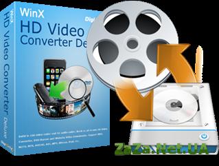 احصل على آخر نسخة مسجلة بإسمك من برنامج تحويل الڤيديو WinX HD Video Converter Deluxe