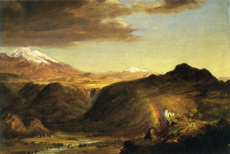 essay on american scenery 1835 Essay on american scenery american monthly magazine 1 (january 1836) thomas cole [i introduction the essay, which is here offered, is a mere sketch of an almost thomas coles essay on american scenery.