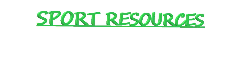 Sport Resources