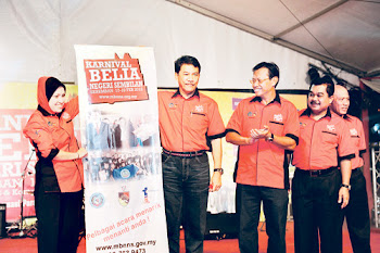 Perasmian Karnival Belia N.S 2012
