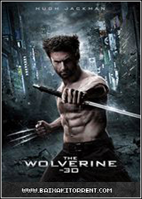 Capa Baixar Filme Wolverine Imortal Dublado (The Wolverine)   DVDRip AVi   Torrent Baixaki Download