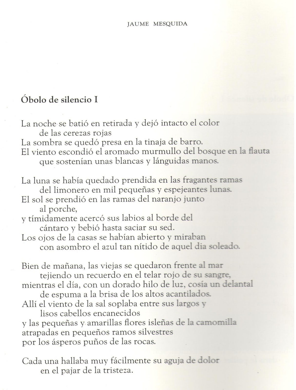 Super Poeme En Espagnol Facile IO18 | Jornalagora BN77