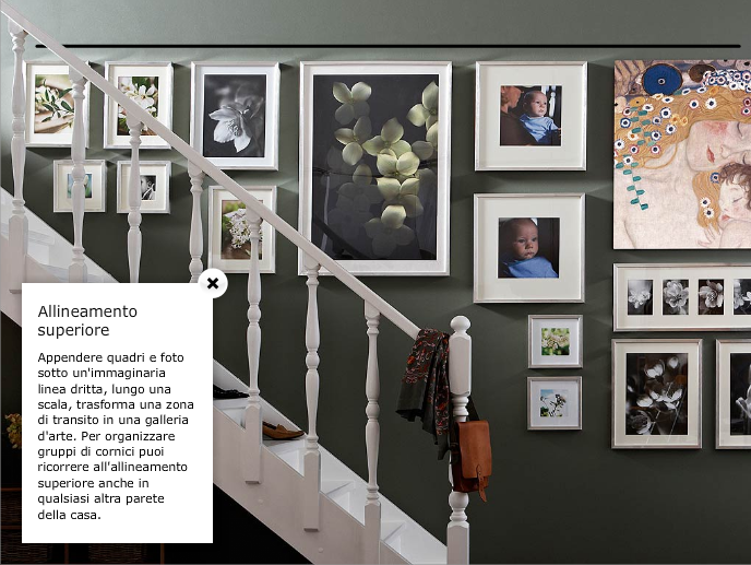 Seaseight design blog picture frames organization for Cornici bianche ikea