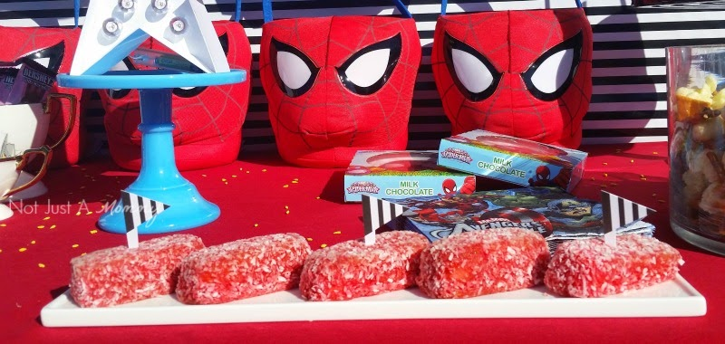 Disney Marvel Easter Egg Hunt zinger treats