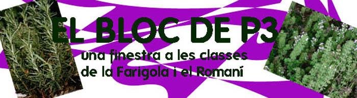 BLOG P3 Farigola i Romaní