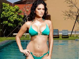 Sunny Leone's Bikini Stills
