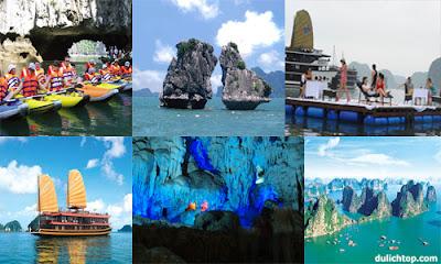 Tour Du Lịch Sapa-Hạ Long- Phú Quốc 2012 Chương Trình Đặc Sắc Tour+du+lich+ha+long1