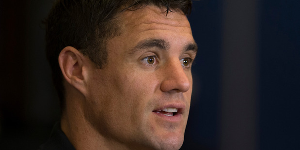 Dan Carter set to be richest man in rugby