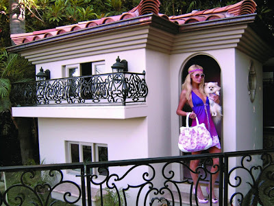 Paris Hilton's Dog House Costs $325,000.