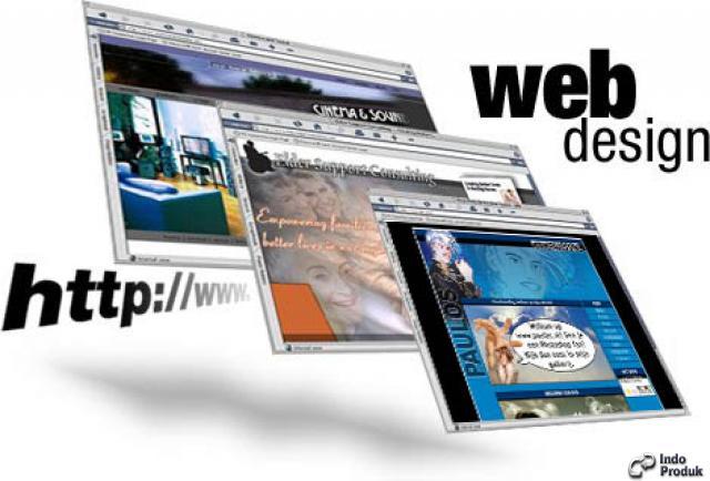 Jasa Pembuatan Website, Web Design, Toko Online