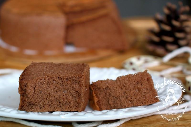 Chocolate Sponge Cake Images : Bakericious: Chocolate Sponge Cake