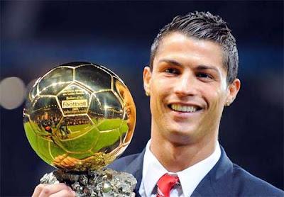 Ronaldo difavoritkan sebagai pemenang Ballon d'Or