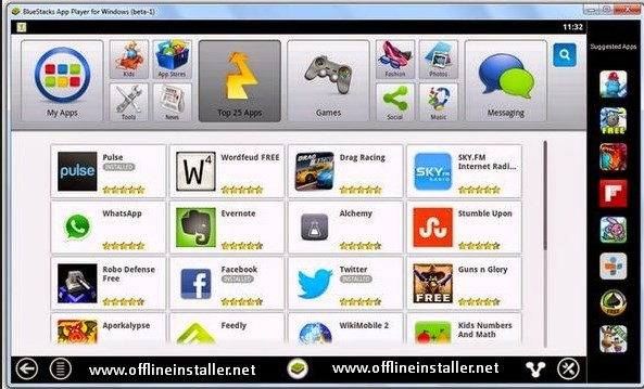 Bluestacks Latest Version Offline Installer