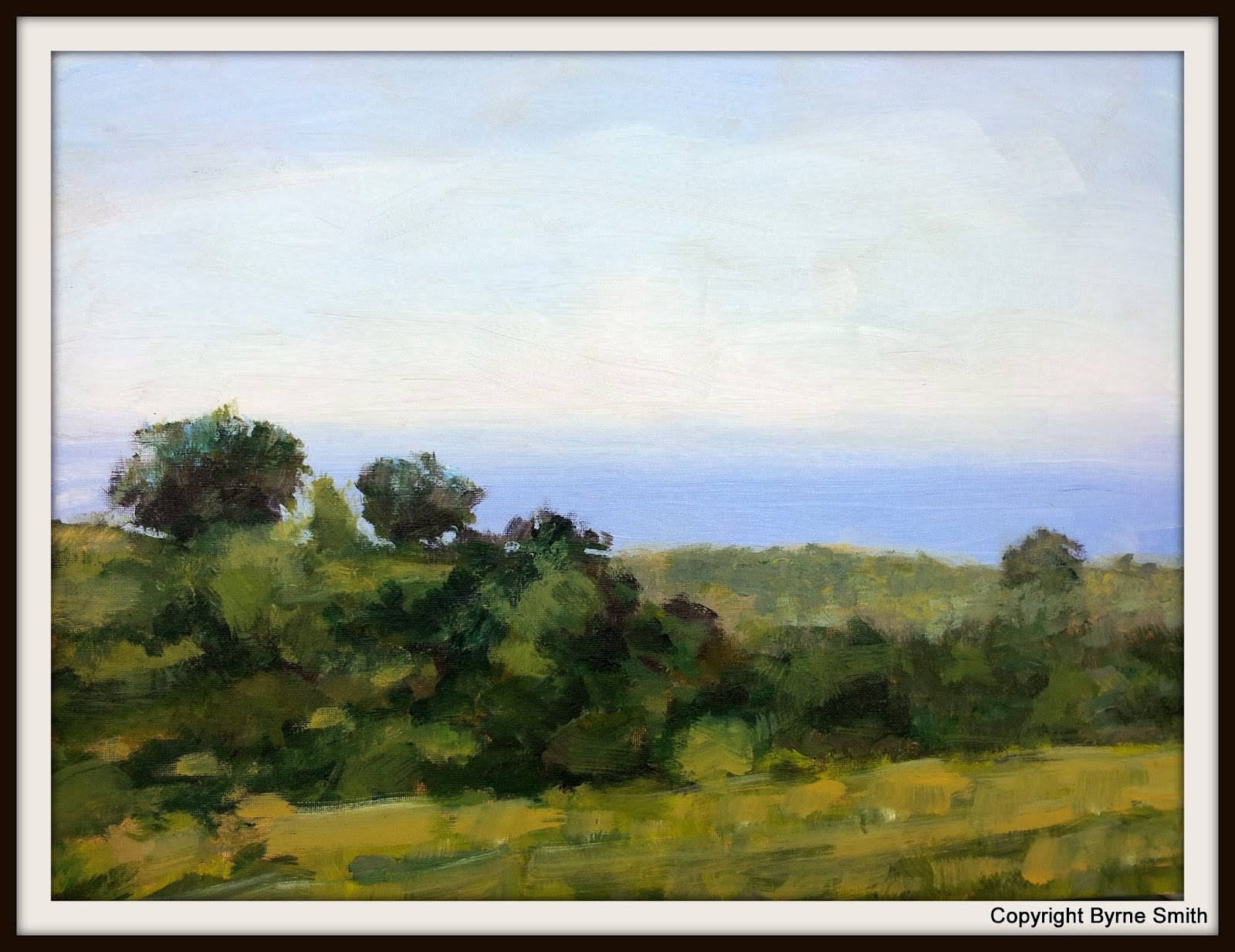 The Painting Life How To Paint A Good Landscape