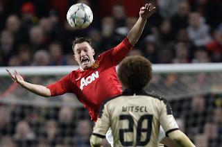 Resultado Partido Manchester United Vs Benfica