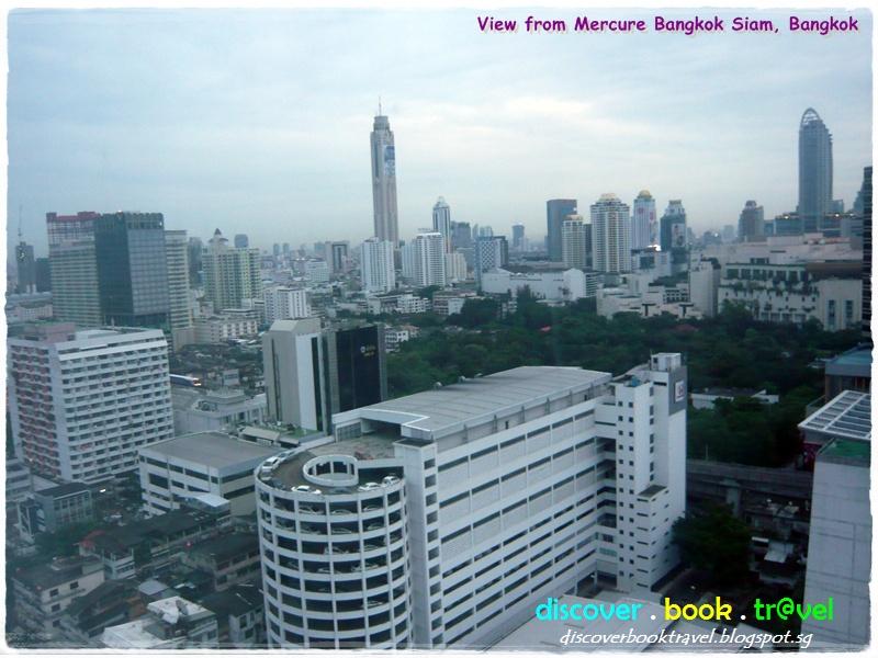 Bangkok Airport Hotel - Baiyoke Sky Hotel near Airport