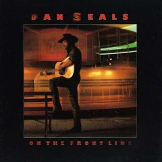 Cover Album of Dan Seals - On The Frontline (1986)