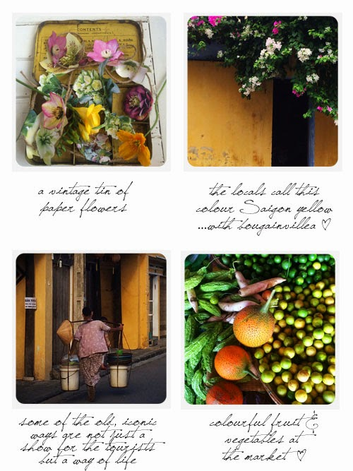 small things via small acorns blog