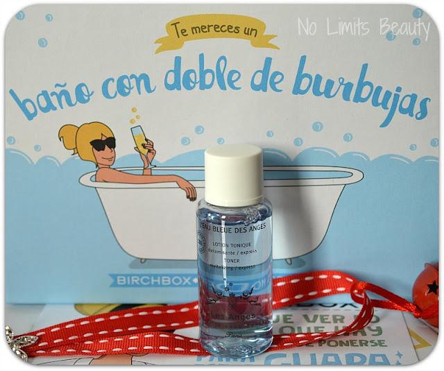 BirchBox Enero 2016 - L'Eau bleue des Anges