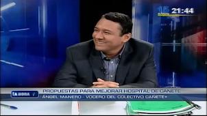 Entrevista con Jaime de Althaus
