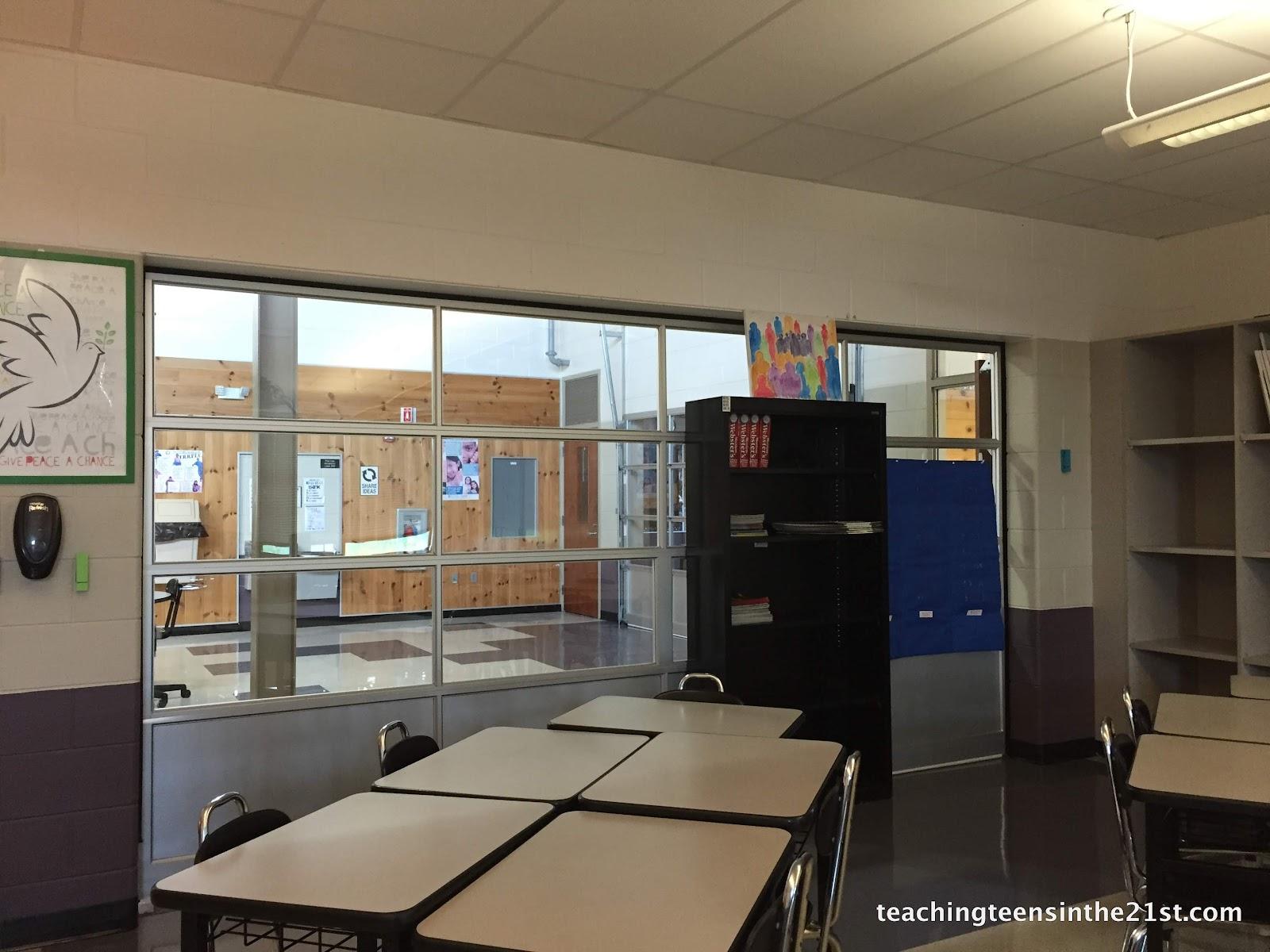 Teaching teens in the 21st classroom 2015 lite for Garage door repair school