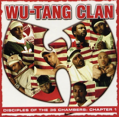 Wu-Tang Clan – Disciples Of The 36 Chambers: Chapter 1 (CD) (2004) (FLAC + 320 kbps)