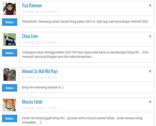 Siapa blogger Malaysia