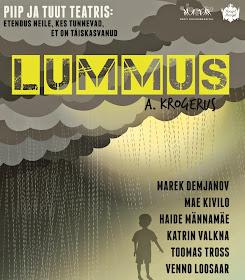 LUMMUS ringreisil mööda Eesti teatreid