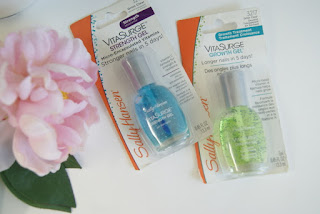 Sally Hansen Nail Treatments