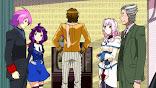 Concrete Revolutio: Choujin Gensou Episode 9 Subtitle Indonesia