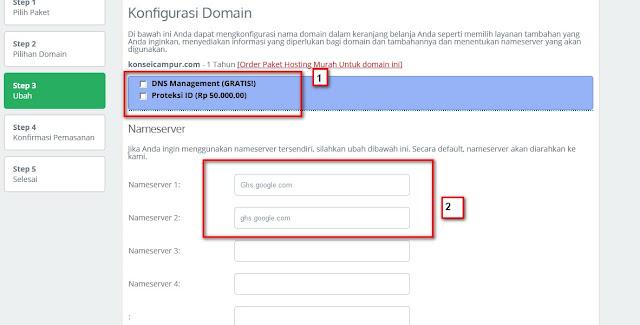 Cara Mudah Membeli Domain, di Idwebhost