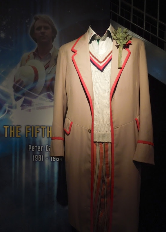 Fifth Doctor Who costume