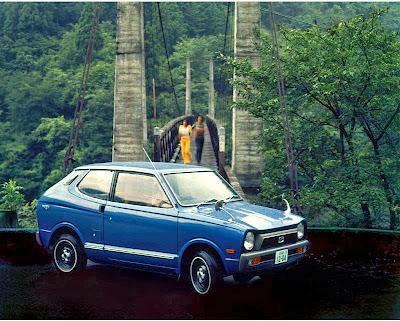 Subaru Rex. Subaru SVX punto es