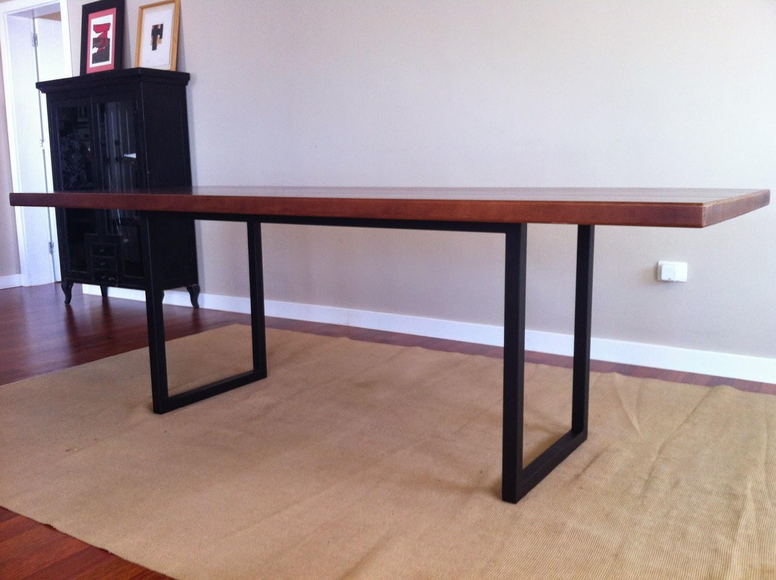 Tatiana doria rastrillo de muebles precios for Bar de madera y fierro