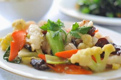 Resep Capcay Sayur Goreng Spesial Enak