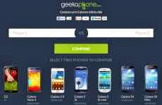 Comparar móviles online: GeekaPhone