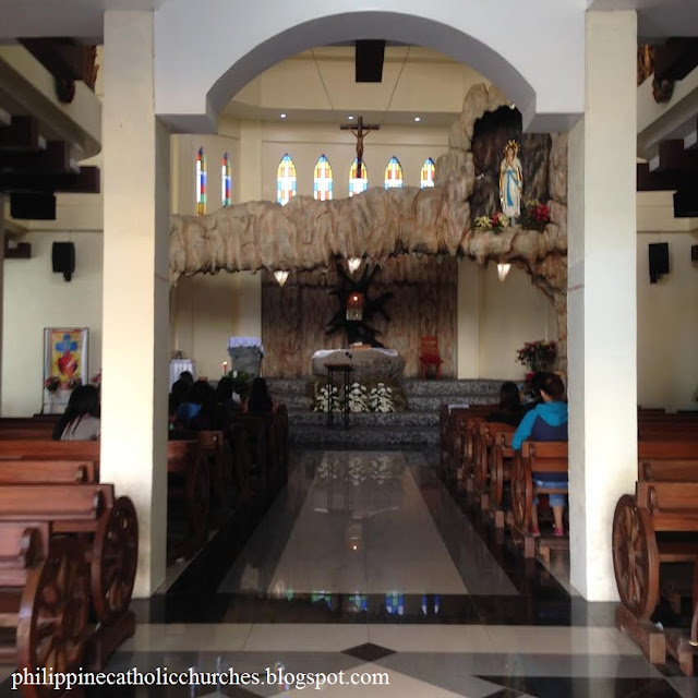 OUR LADY OF LOURDES PARISH CHURCH, Kisad Road, Baguio City, Philippines
