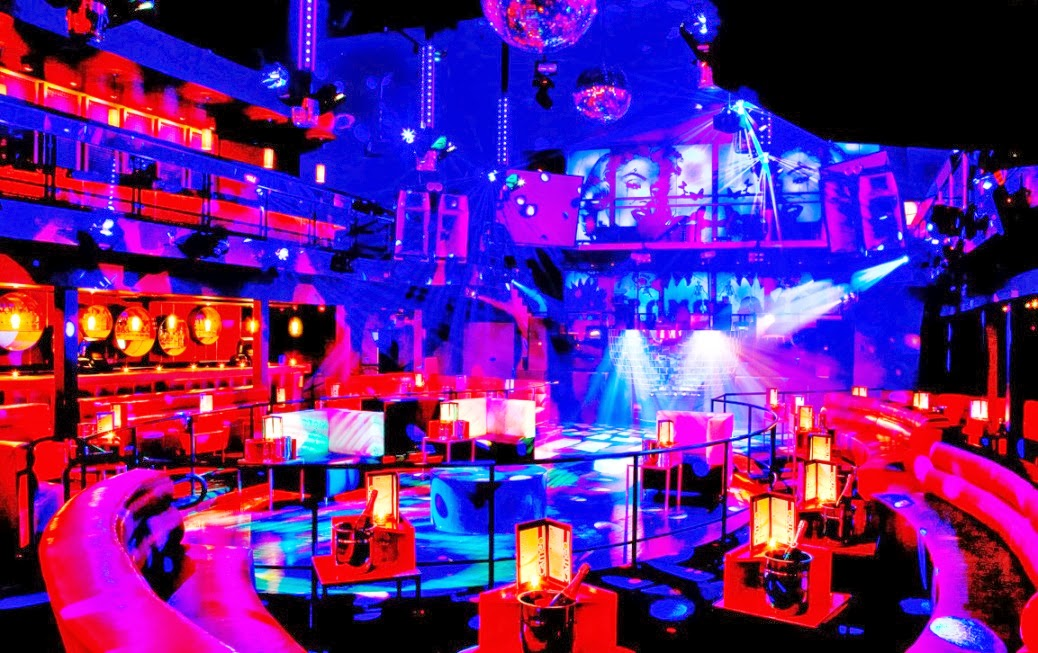 Nightclub Cameo em Miami Beach