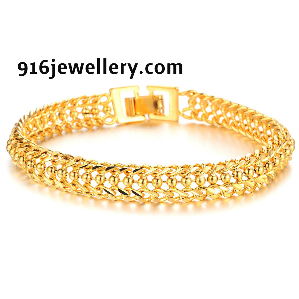SUDHAKAR GOLD WORKS: bracelets Men & Women