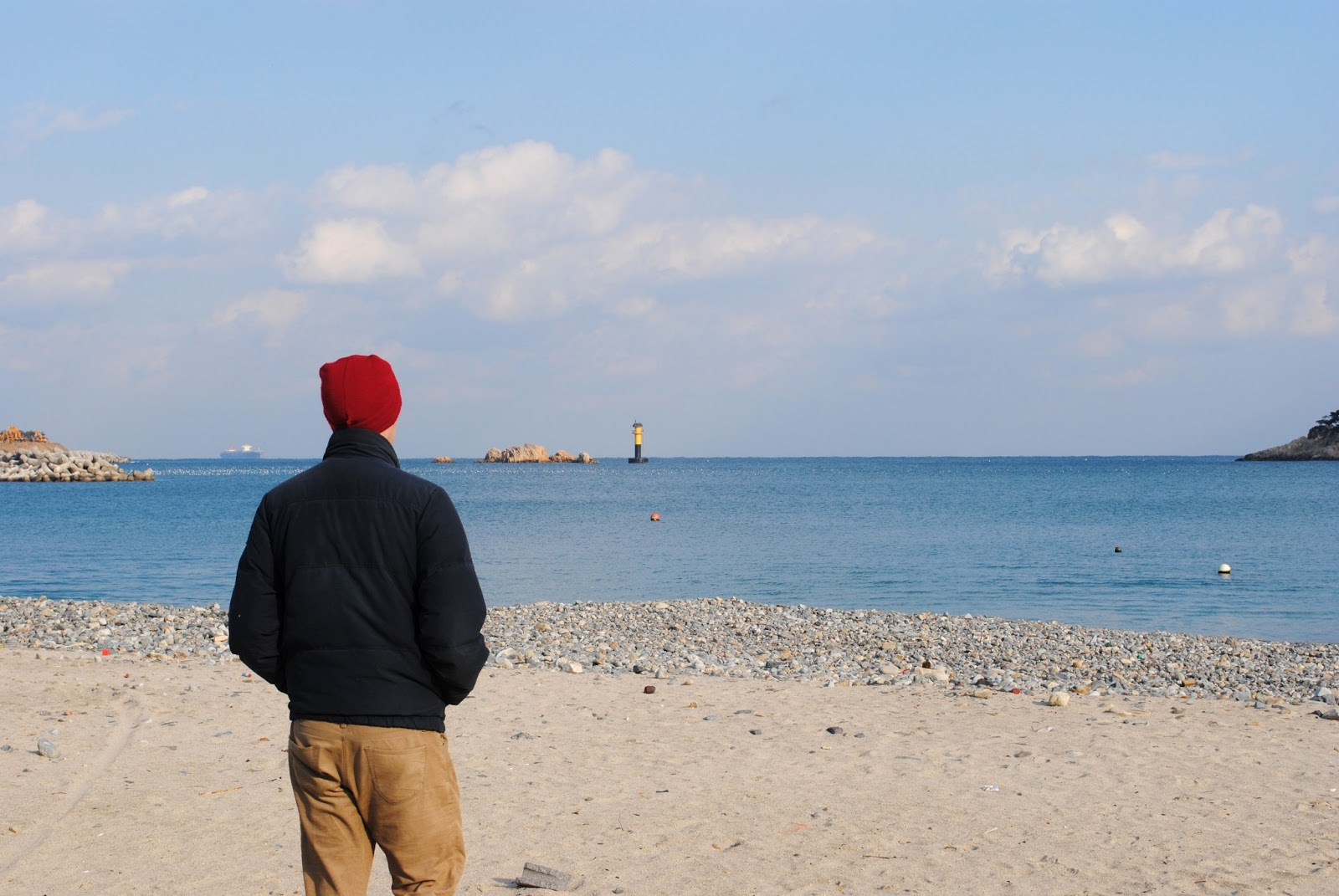 Ulsan South Korea  city photo : Bits Abroad: Ilsan Beach—Ulsan, South Korea