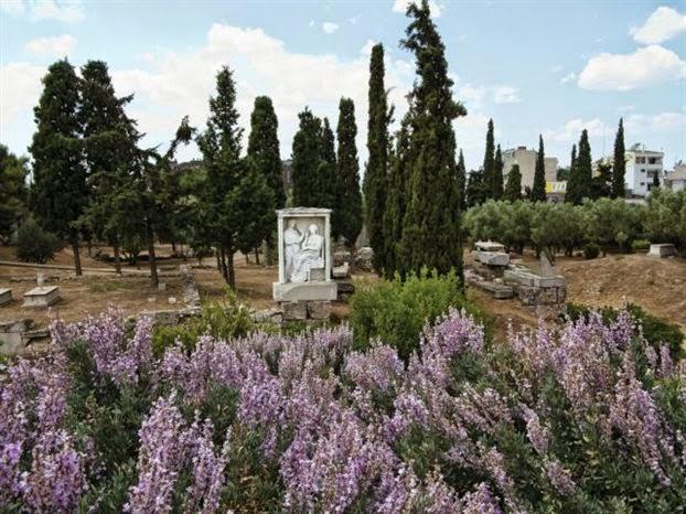 Ζήσε στην Ακρόπολη της αρχαιότητας με το κινητό σου