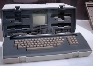 Penemu Laptop (Komputer Portabel) - Adam Osborne