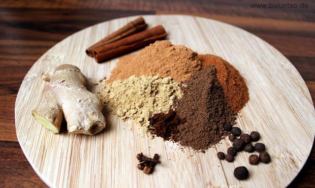 Vegane Pumpkin Spice Gewürzmischung