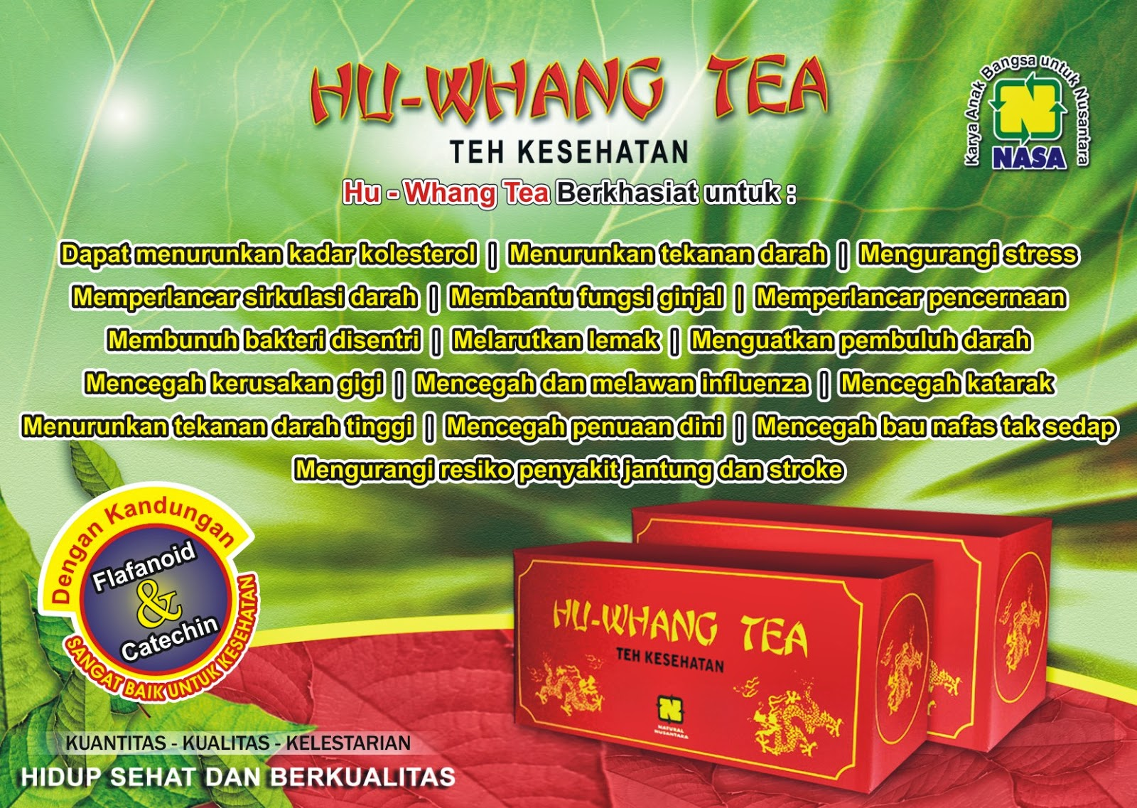 hu wang tea nasa, distributor hu wang tea, hu wang tea hwt, hu wang tea original, hu wang tea jogja, toko herbal kasimura, toko kasimura, kasimura herbal
