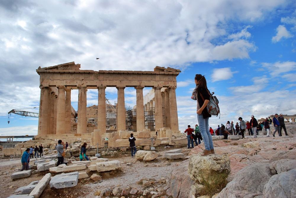 Greece, athens, Inspiring interviews, traveller, traveler, Travel Buzz, Maria, Bulgaria, backpacking, travelling, blog, blogger, motivation,
