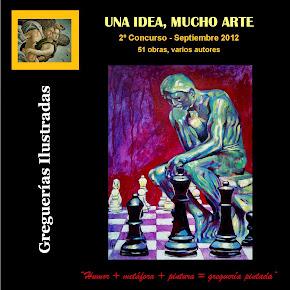 II CONCURSO UNA IDEA MUCHO ARTE. SEPTIEMBRE 2012